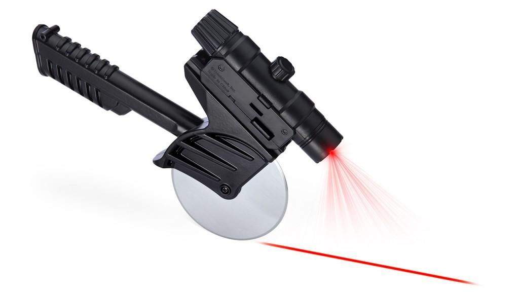 cortador pizza laser