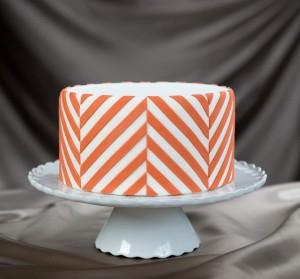 clever-chevron-cake