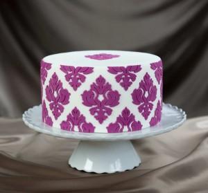 damask-pattern-01-cake