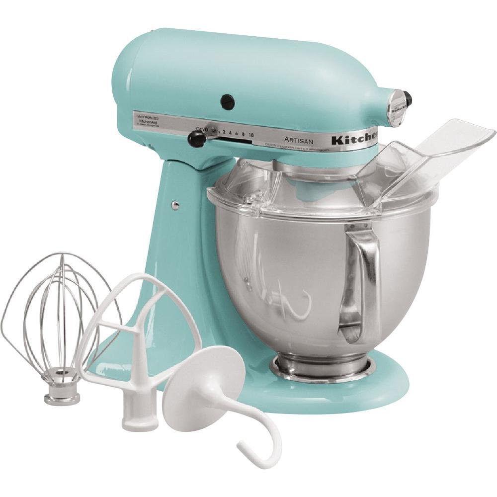 kitchen-aid-artisan-blue