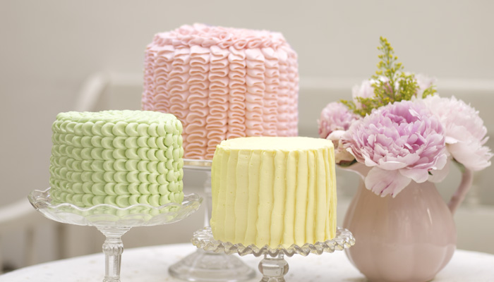 Buttercream-piping-Cake